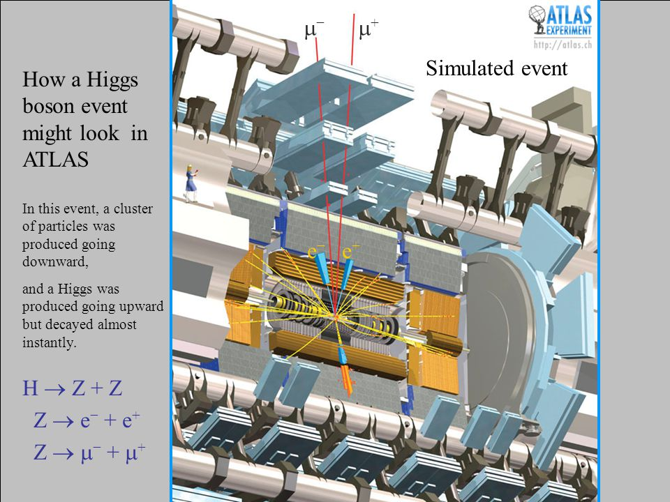 How a Higgs boson event might look in ATLAS