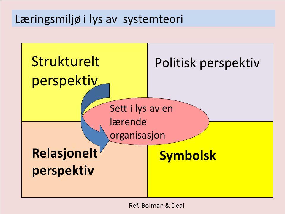 Strukturelt perspektiv