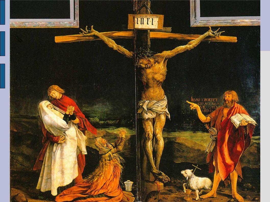 Den Historiske Jesus Grünewald: 1515 Sykehuskapel