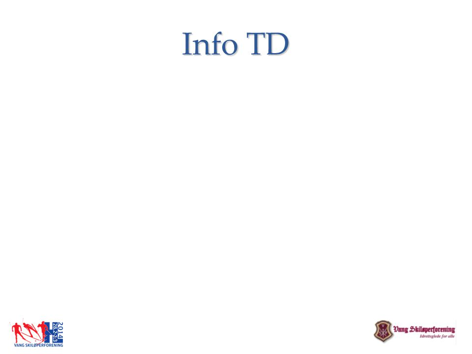 Info TD