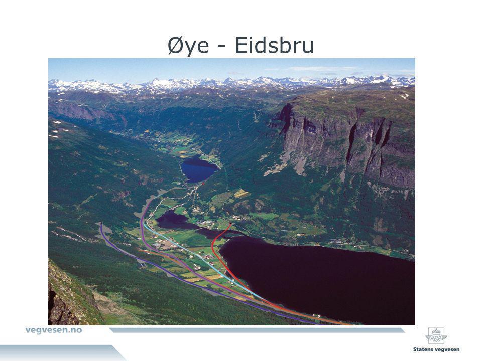 Øye - Eidsbru