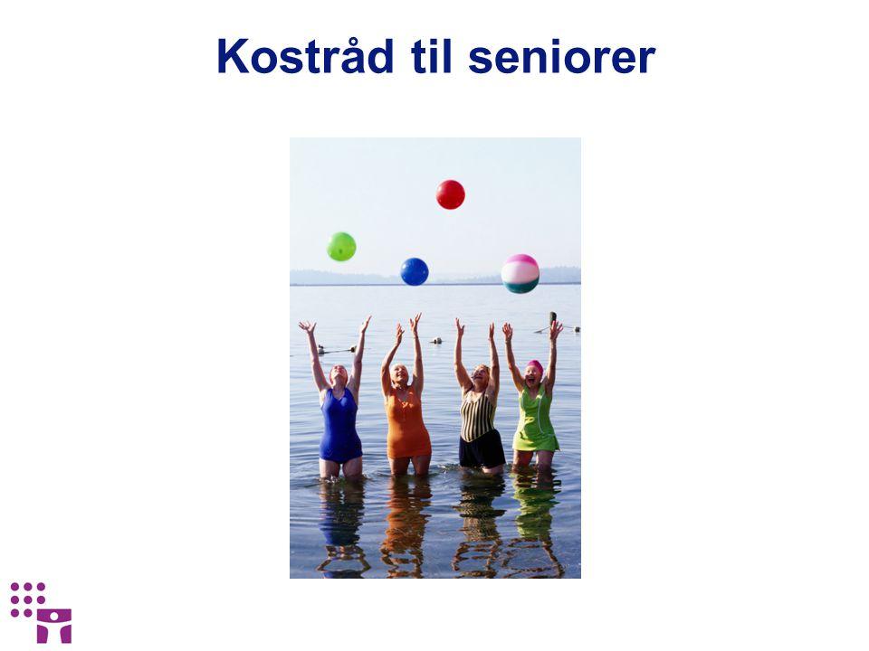 Kostråd til seniorer