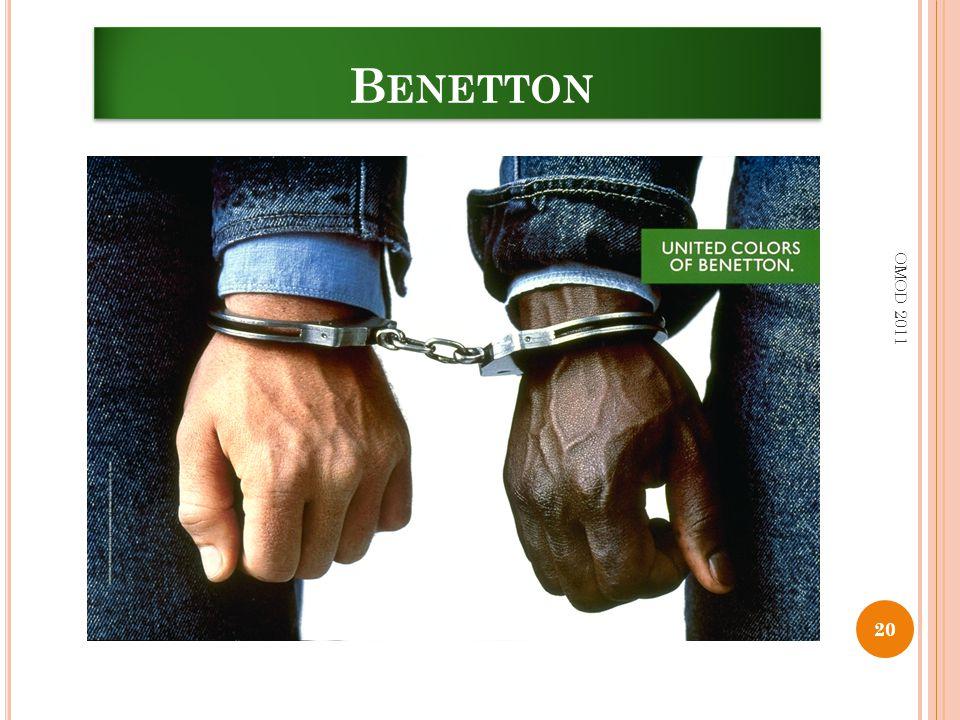 Benetton OMOD 2011