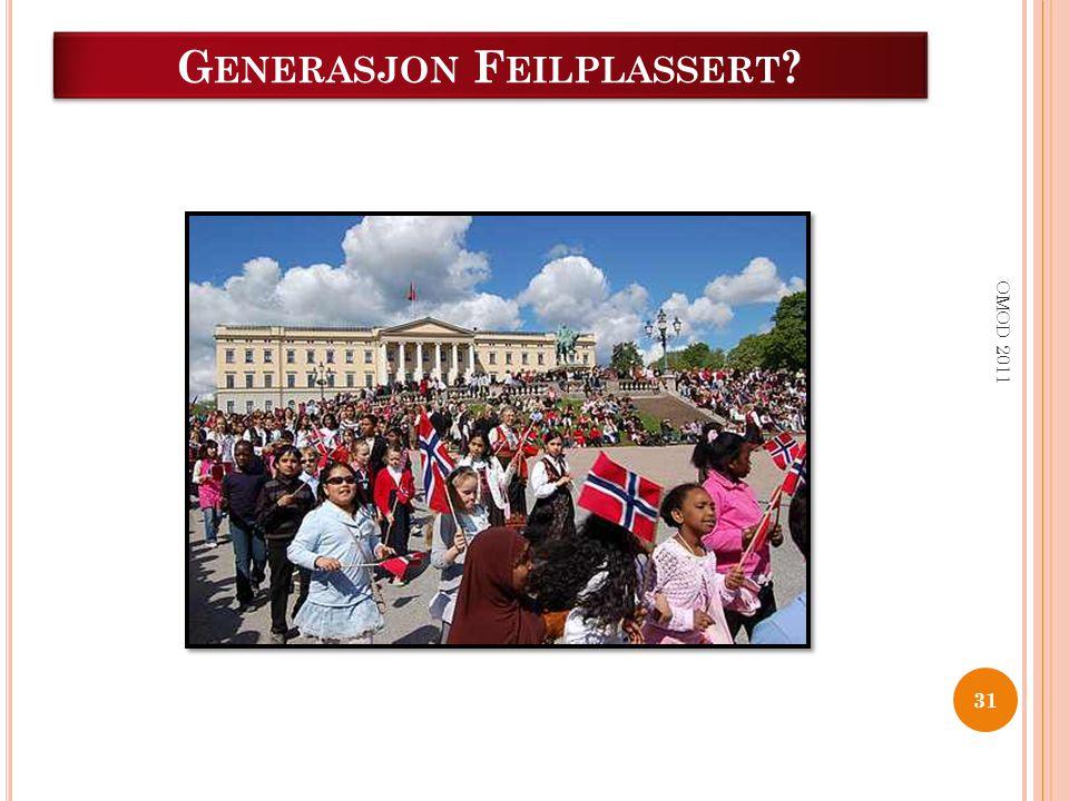 Generasjon Feilplassert