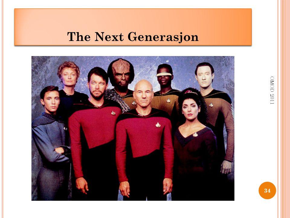 The Next Generasjon ___________ __ ______