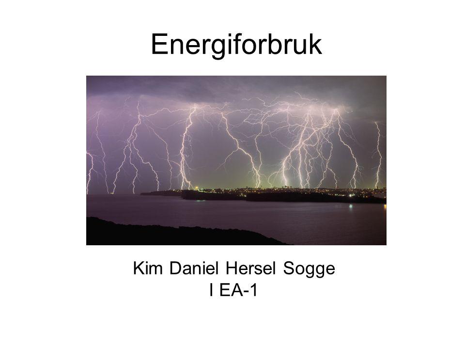 Kim Daniel Hersel Sogge I EA-1