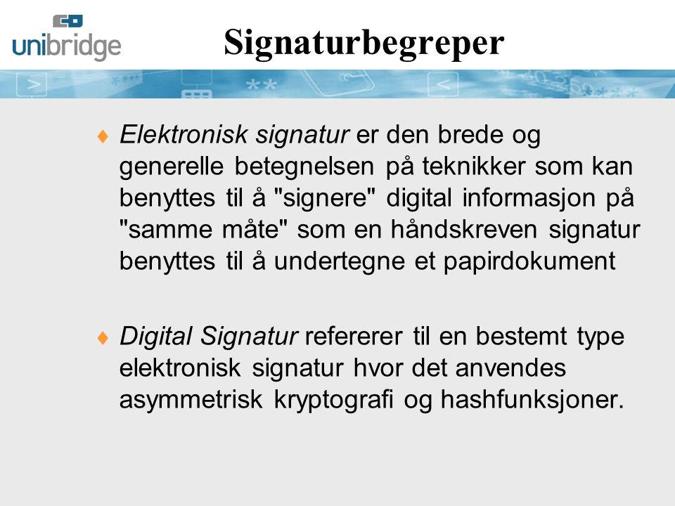 Signaturbegreper