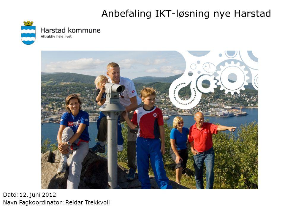 Anbefaling IKT-løsning nye Harstad