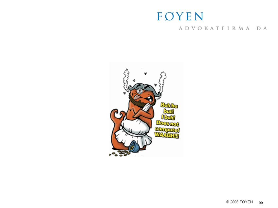 © 2008 FØYEN