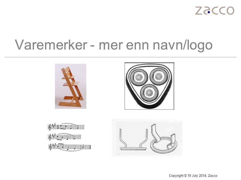 Varemerker - mer enn navn/logo
