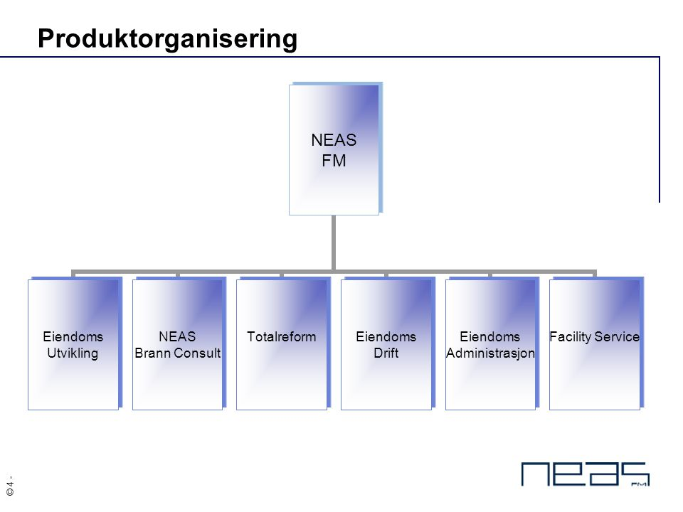 Produktorganisering