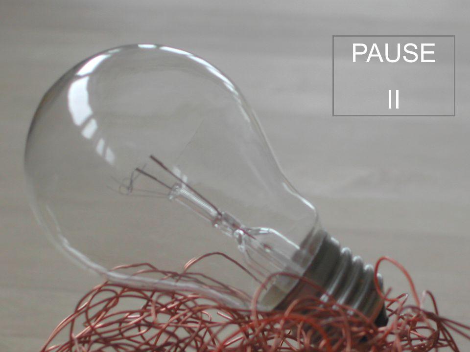 PAUSE II Takk for i dag