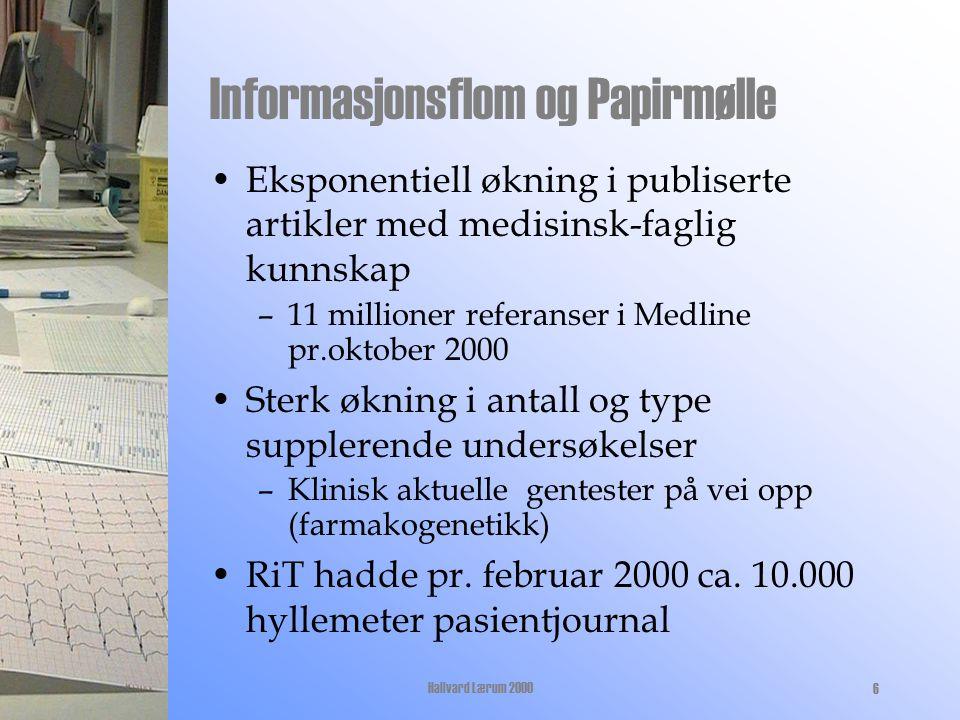 Informasjonsflom og Papirmølle