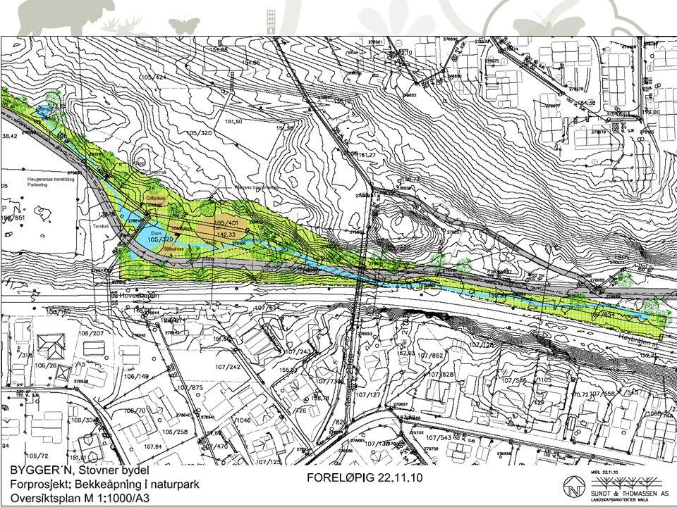 -oppdatert biologisk mangfold-kart skal sendes plan- og bygningsetaten innen en måned. (Kartleggingen i denne omgang er fullført, men vi får se om vi får sette mer fokus på ferskvann etter hvert).