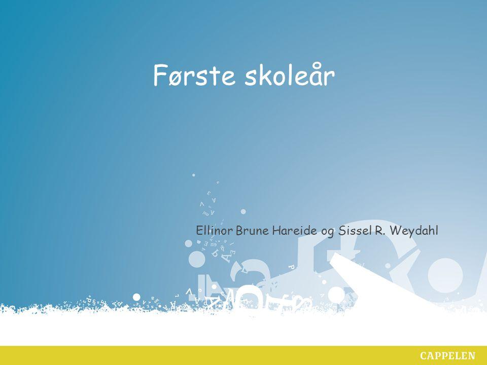 Ellinor Brune Hareide og Sissel R. Weydahl