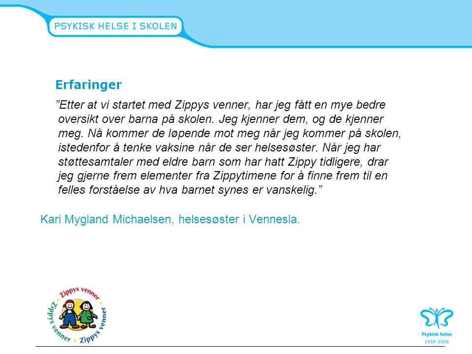 Kari Mygland Michaelsen, helsesøster i Vennesla.