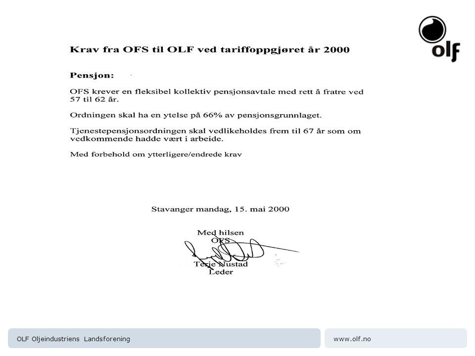 OLF Oljeindustriens Landsforening