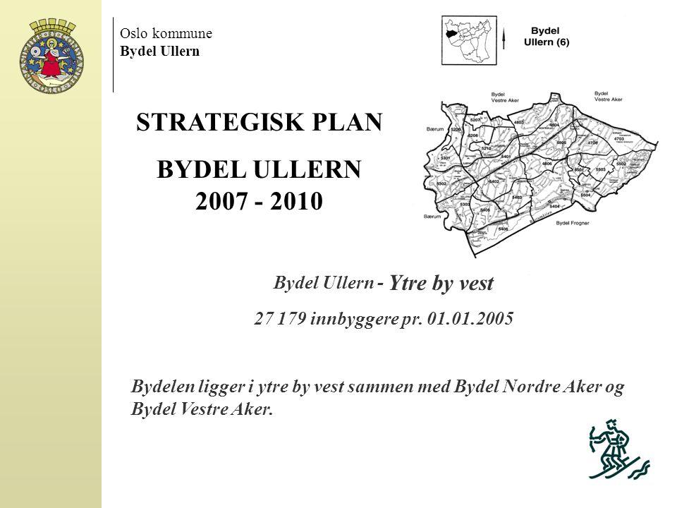 Bydel Ullern - Ytre by vest