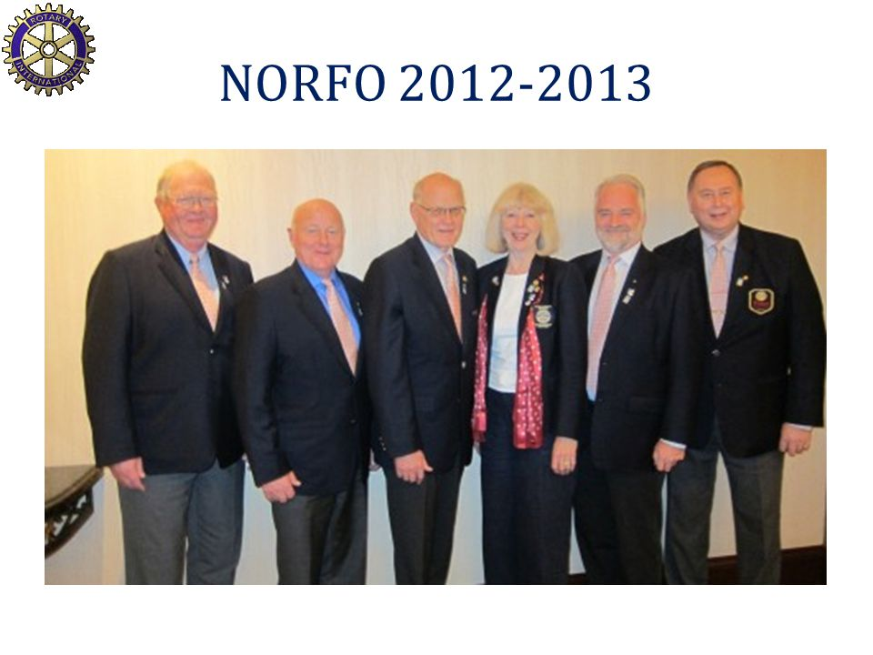 NORFO 2012-2013