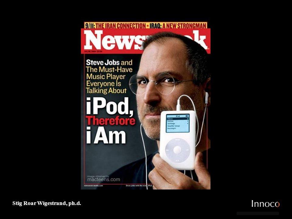 La meg starte med å vise en tale Steve Jobs CEO APPLE holdt for avgangselevene på Stanford