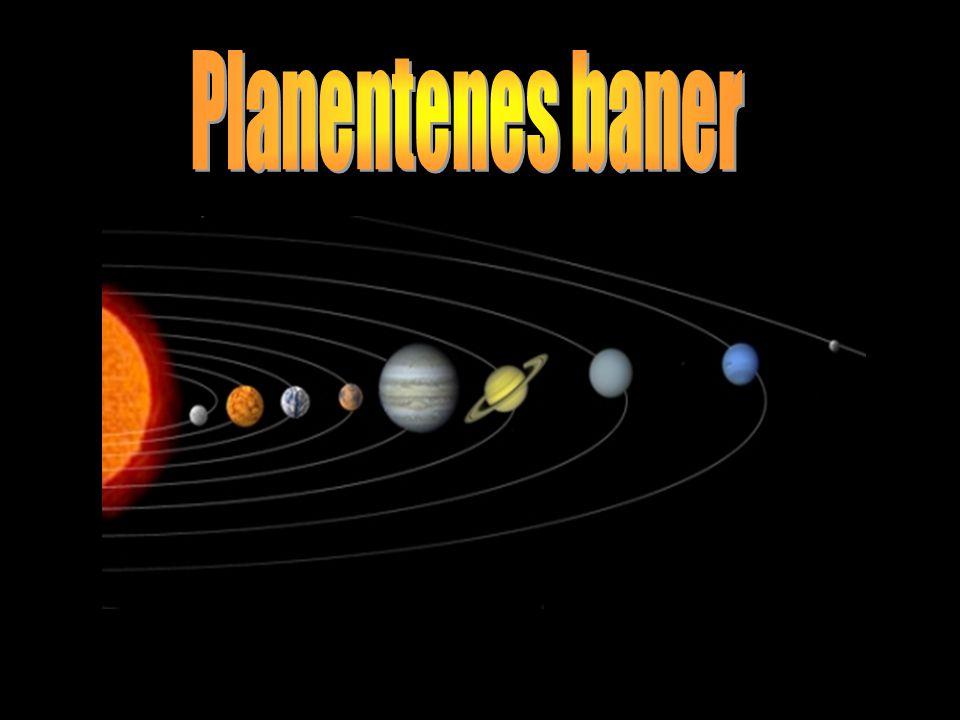 Planentenes baner