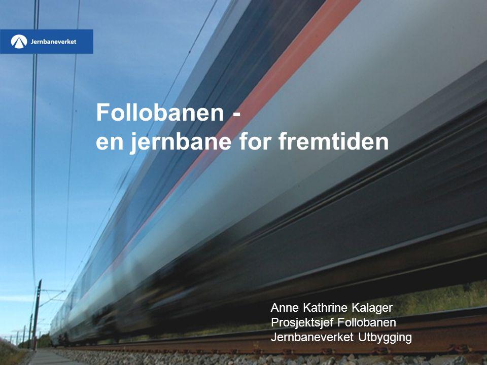 en jernbane for fremtiden