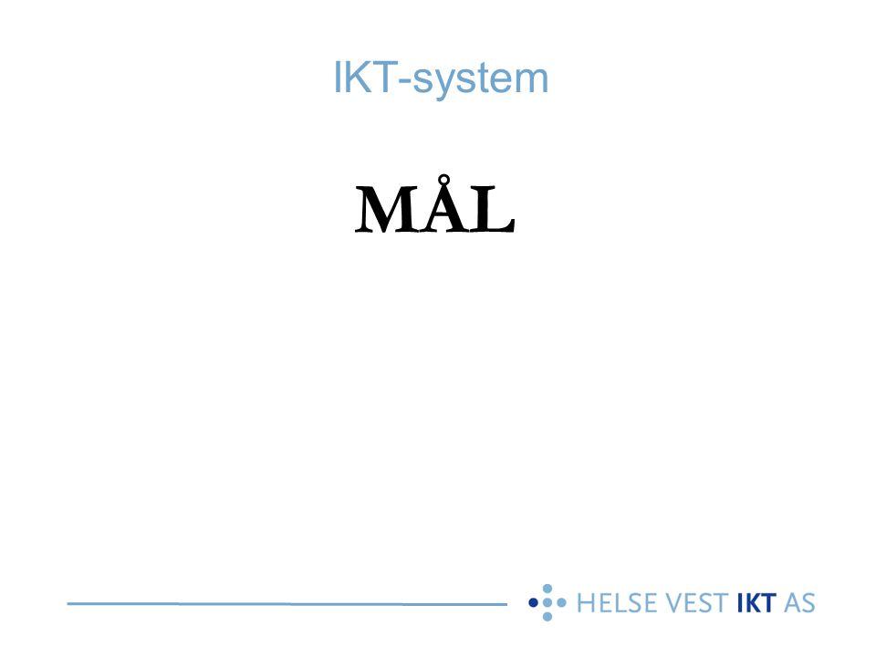 IKT-system MÅL