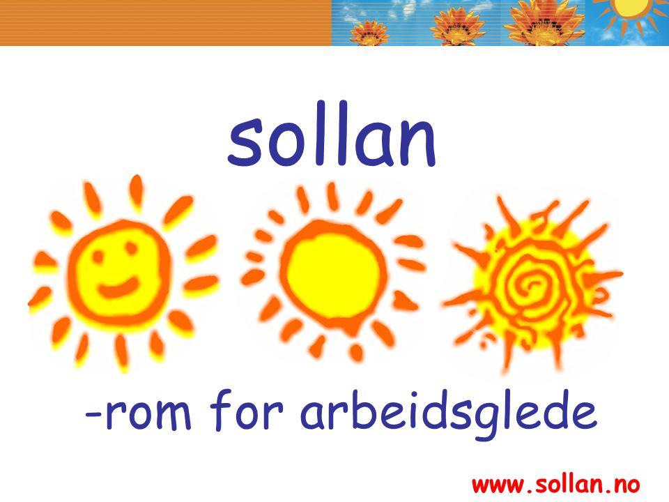 sollan rom for arbeidsglede www.sollan.no