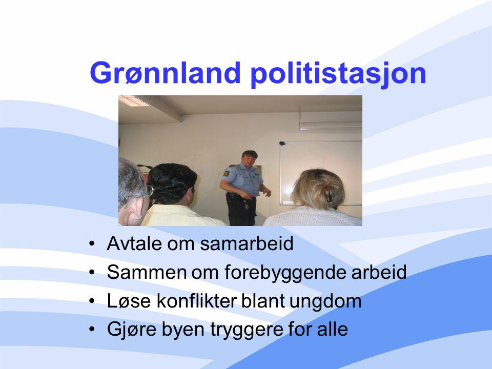 Grønnland politistasjon