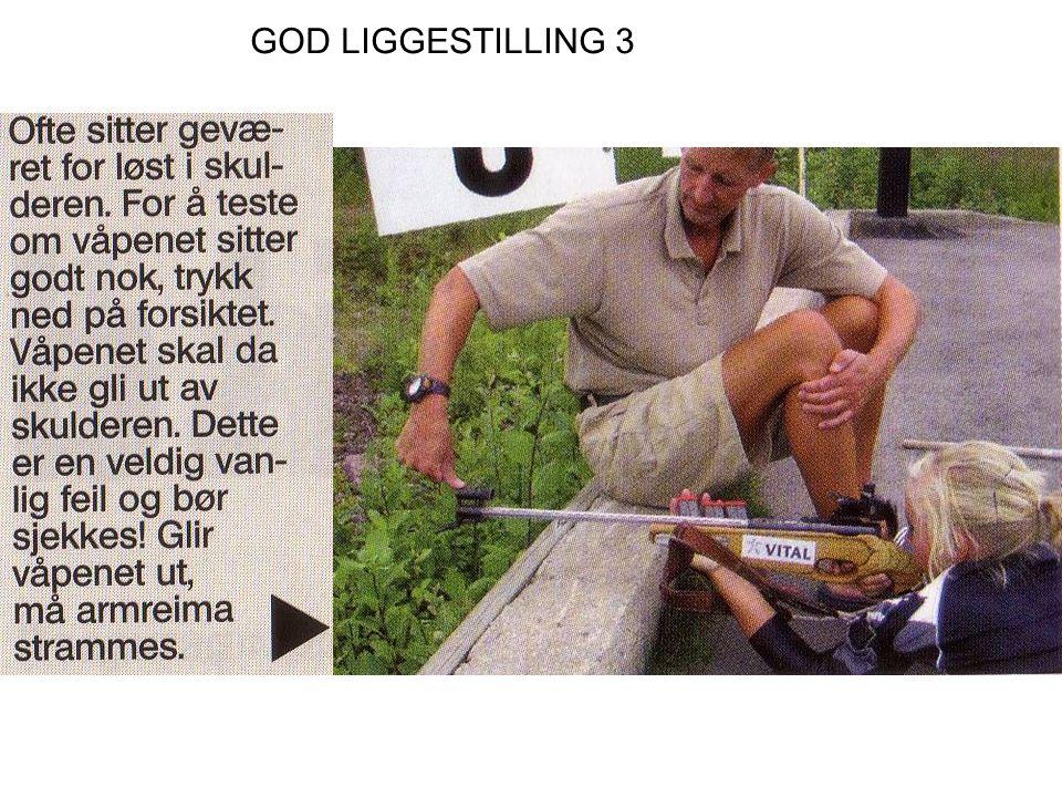 GOD LIGGESTILLING 3