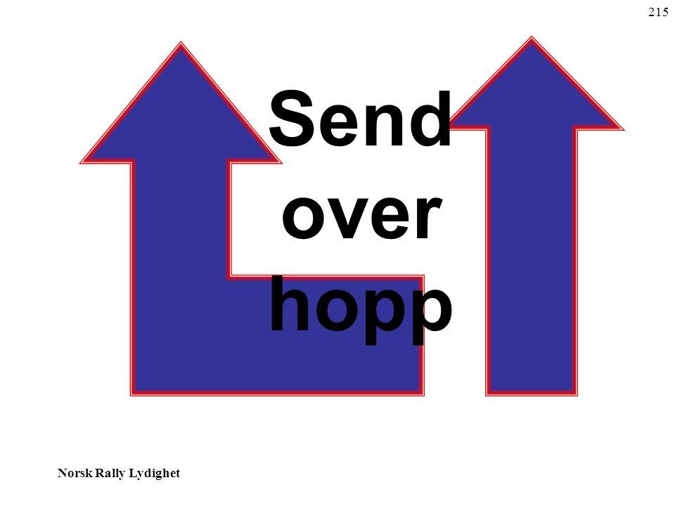215 Send over hopp
