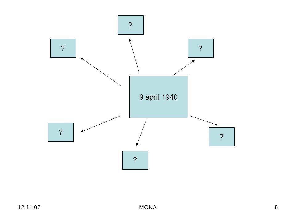 9 april 1940 12.11.07 MONA