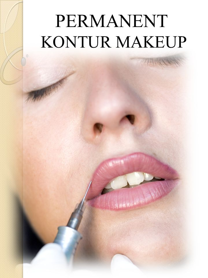 PERMANENT KONTUR MAKEUP