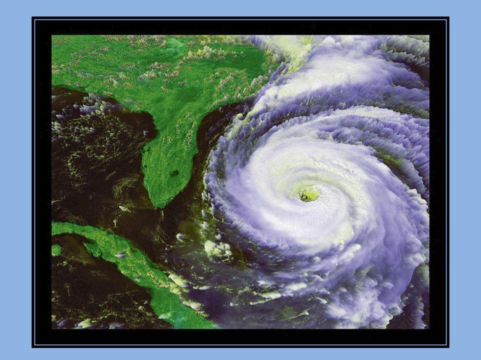 En av spådommene er at mengden naturkatastrofer KAN øke