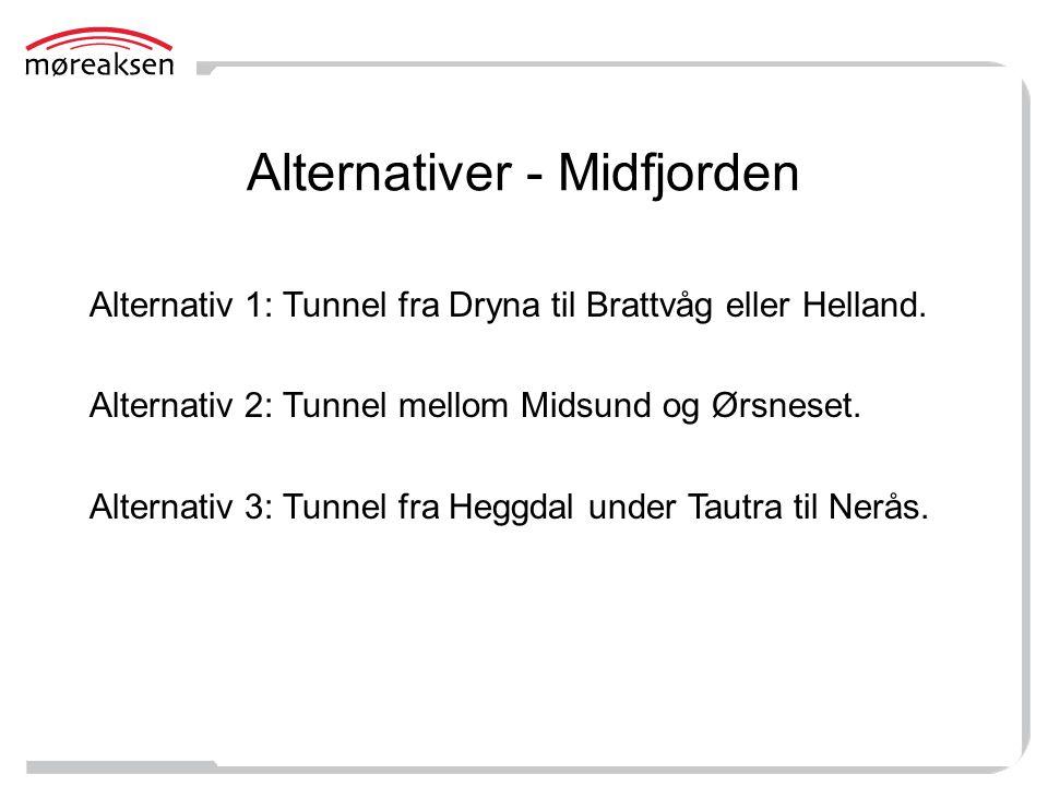 Alternativer - Midfjorden
