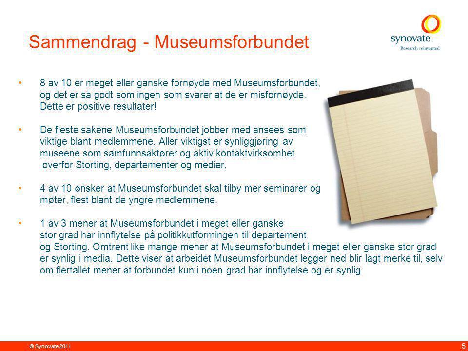 Sammendrag - Museumsforbundet