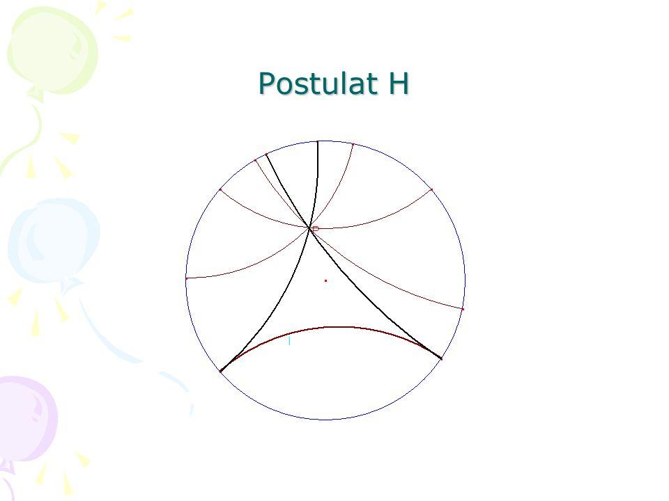 Postulat H