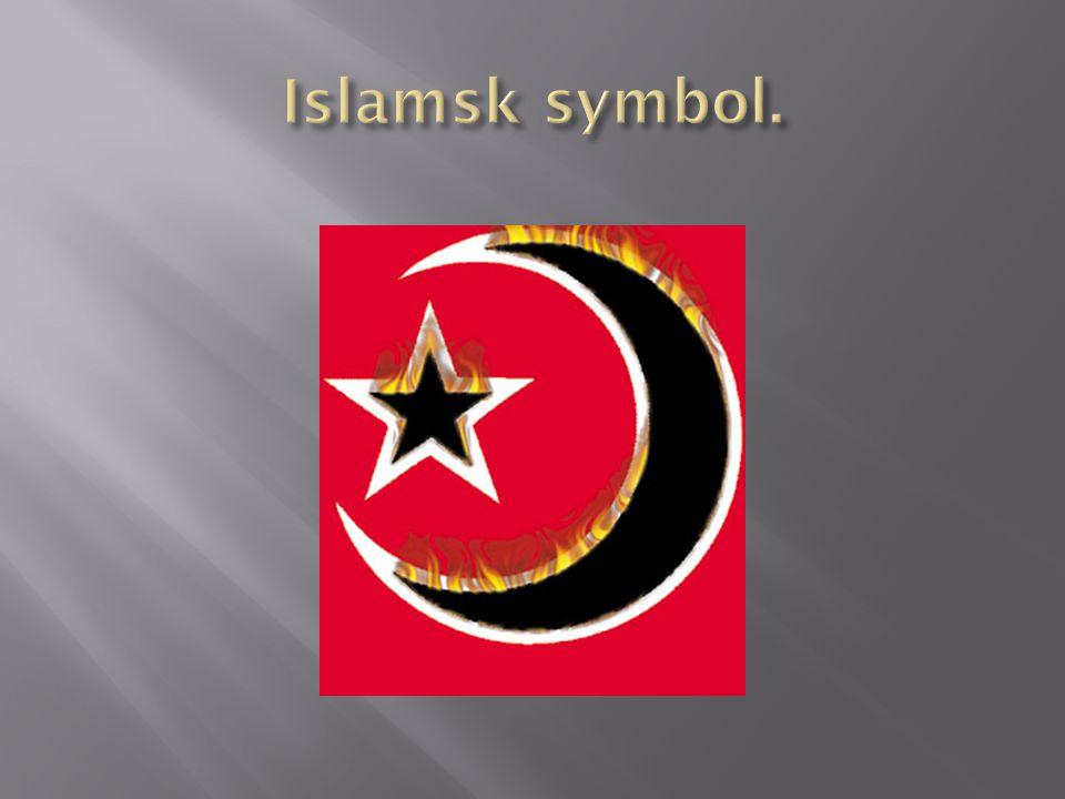 Islamsk symbol.