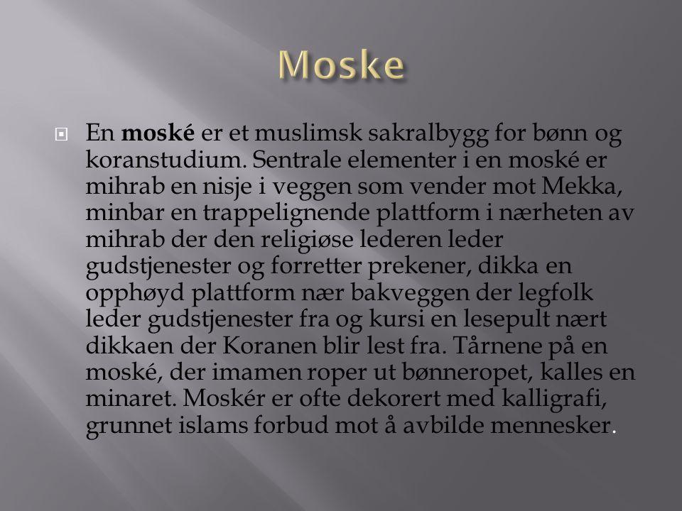 Moske