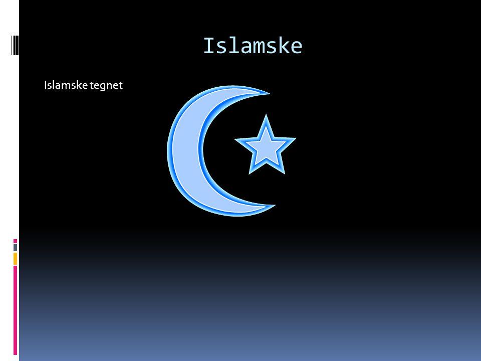 Islamske Islamske tegnet