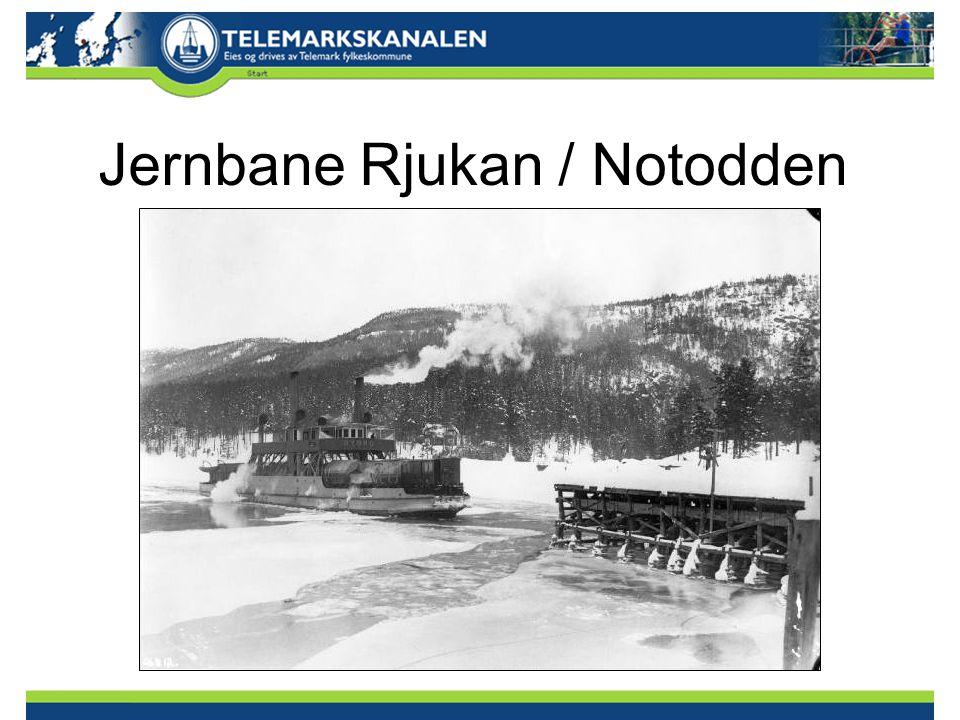 Jernbane Rjukan / Notodden