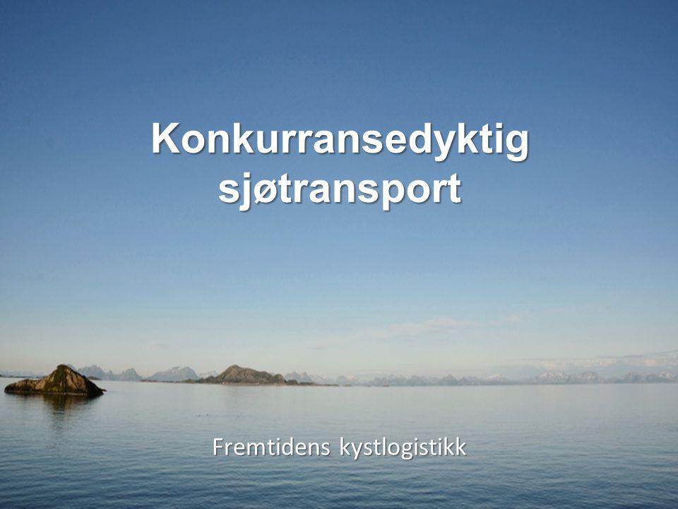 Konkurransedyktig sjøtransport