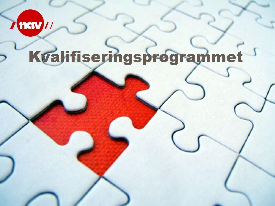 Kvalifiseringsprogrammet