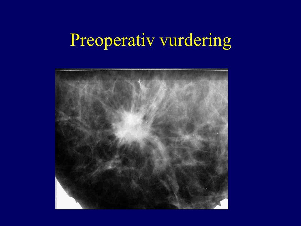 Preoperativ vurdering