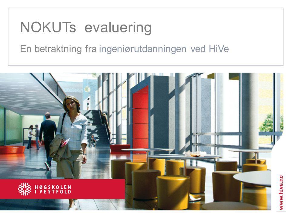 En betraktning fra ingeniørutdanningen ved HiVe