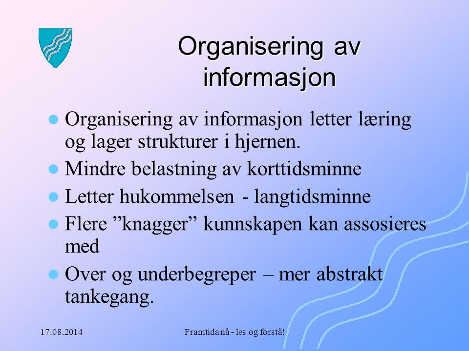Organisering av informasjon
