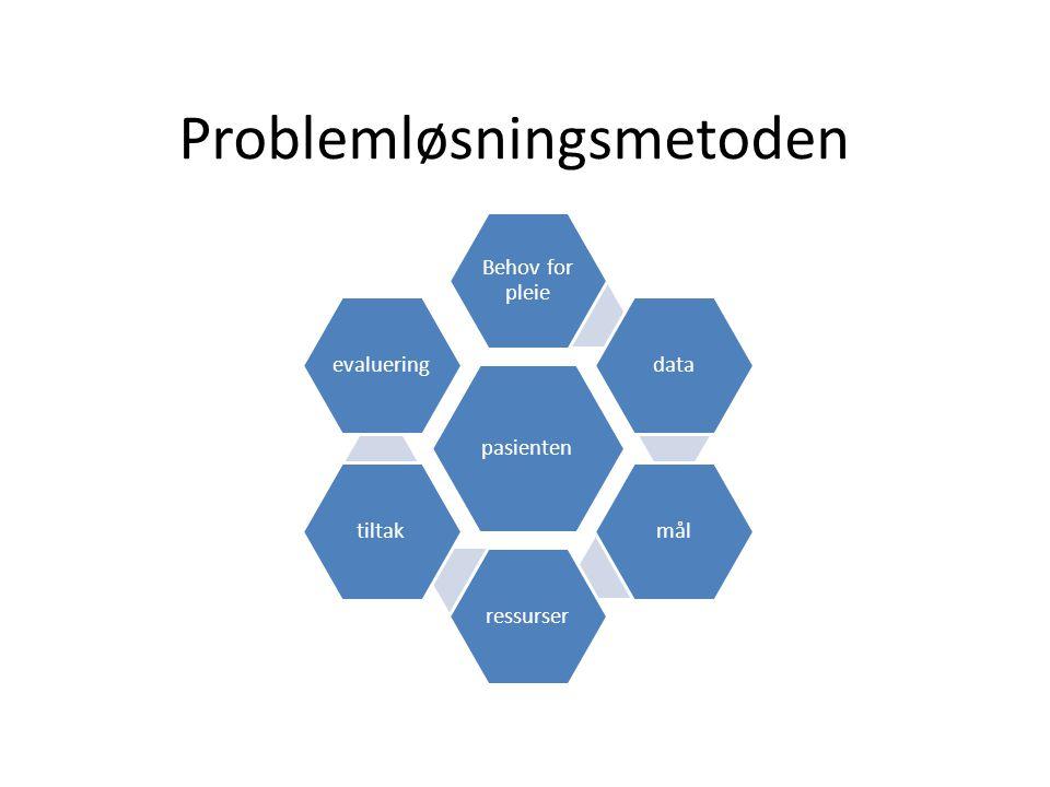 Problemløsningsmetoden