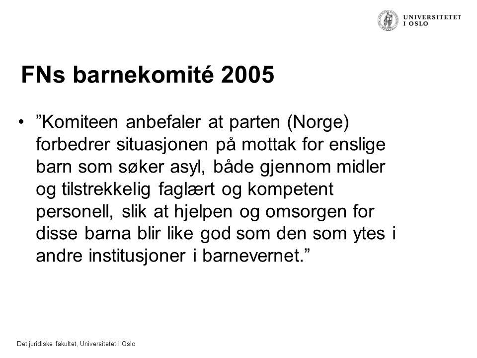 FNs barnekomité 2005