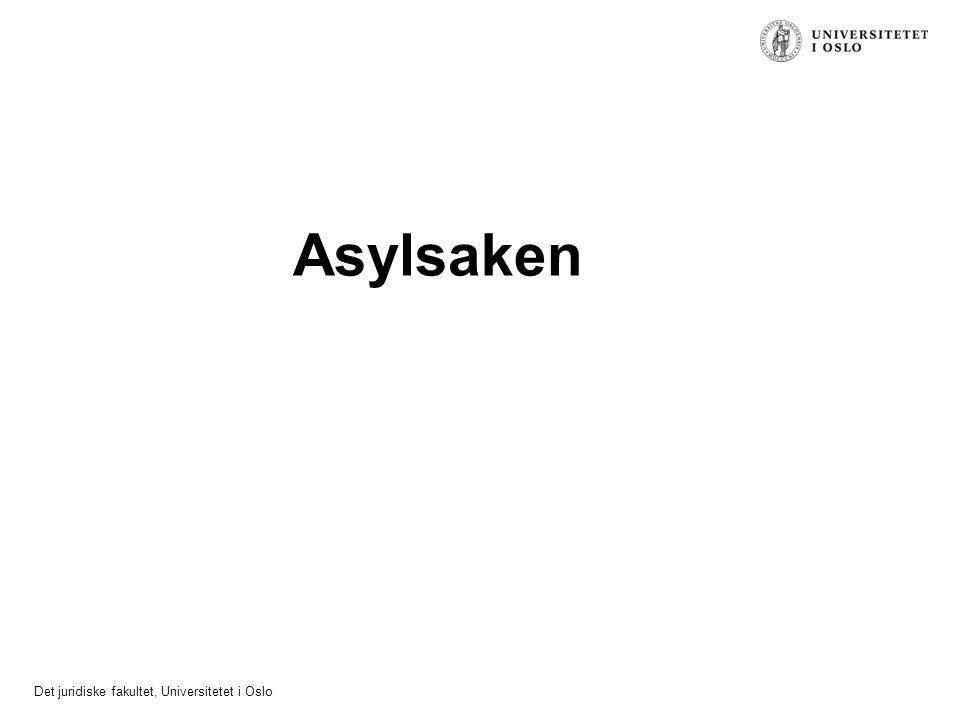 Asylsaken