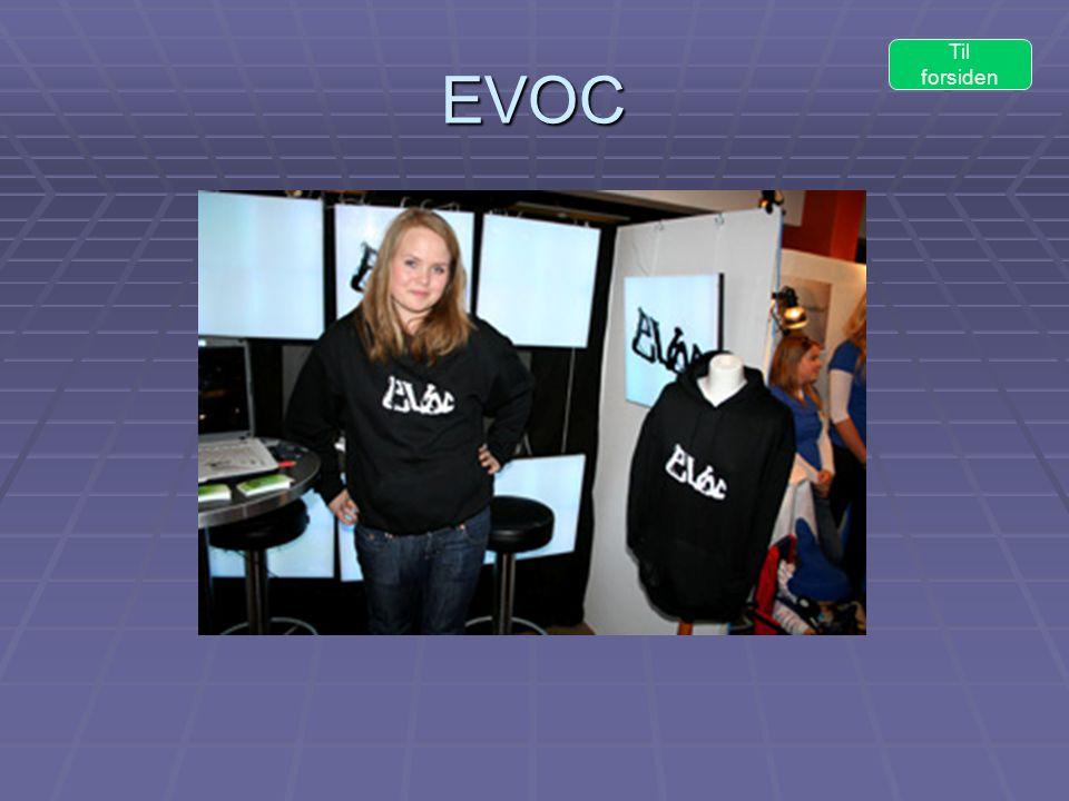 EVOC Til forsiden